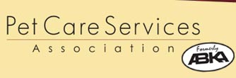 Accredited by Pet Care Services Association